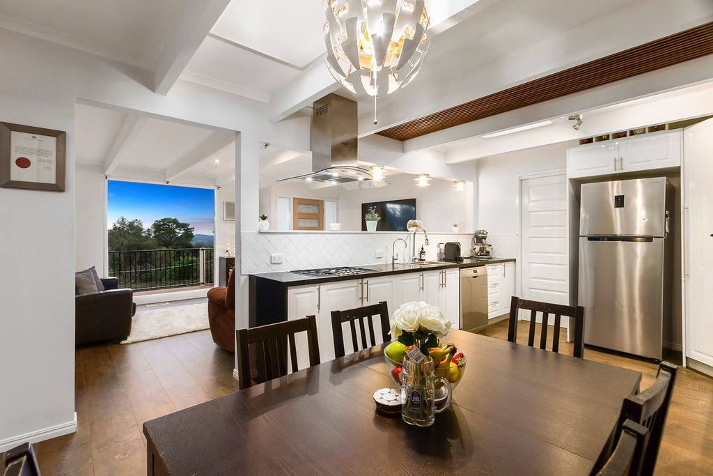 RENOVATED AND ELEVATED WITH MAGNIFICENT VIEWS!