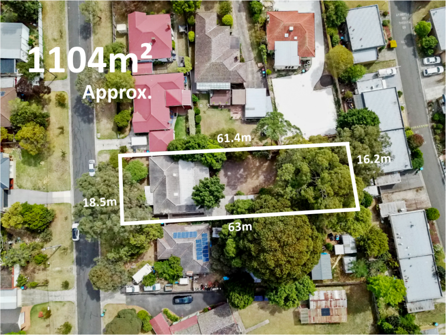 CENTRALLY LOCATED WITH POTENTIAL on 1104m2 (Approx.)